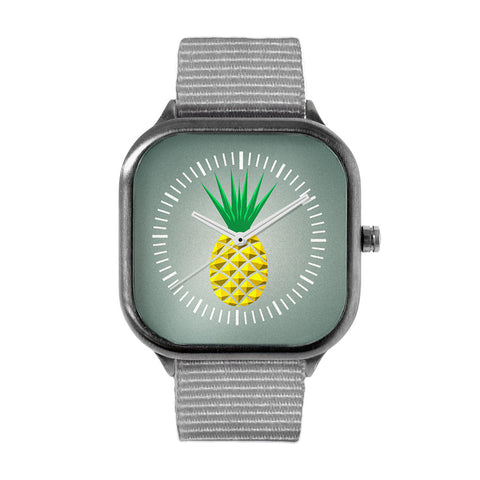 Modern Geometric Pineapple Watch