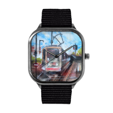 Graffiti Train Watch