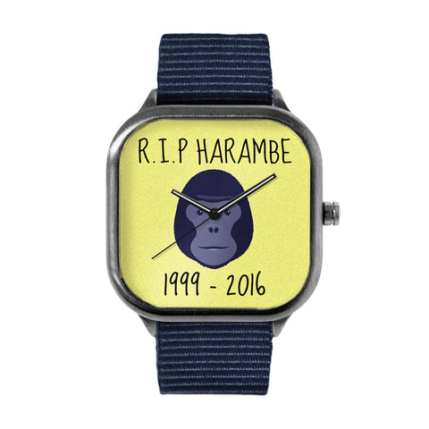 Fred Delicious harambe Watch
