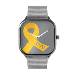 CURE Gold Watch