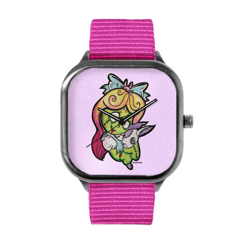 Little Miss Curiouser and Curiouser Watch