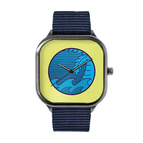 Icono del Caribe Watch