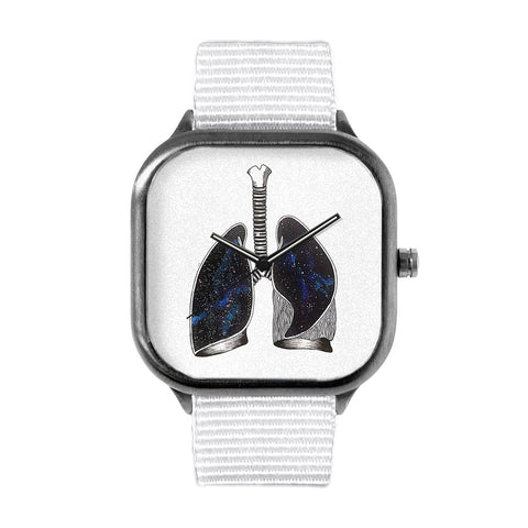 Galaxy Lung Watch