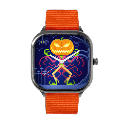 Pumpkin King Watch