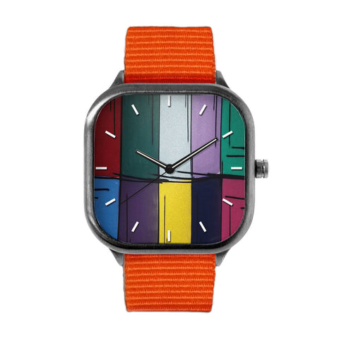Patchwork 13 Watch