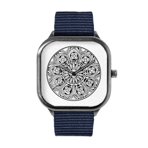 Rose Window Watch