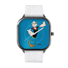 Popeye Blue Watch