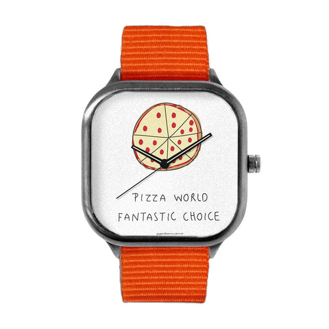Pizza World Watch