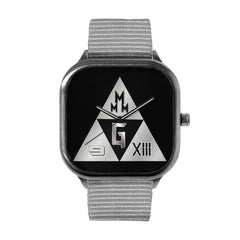 MMMG Triangle Alloy watch