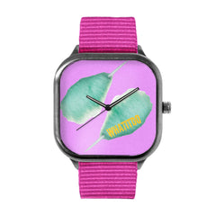 Candy Floss Watch