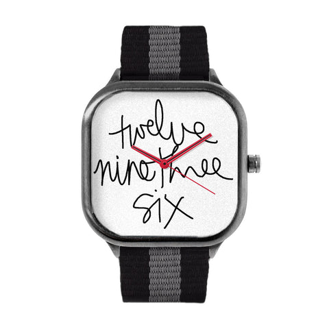 Write On Time Watch