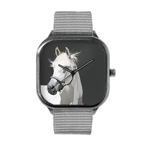 White Stallion Watch