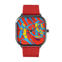 Color Camouflage Watch