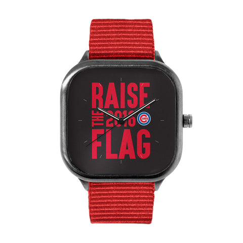 Chicago Cubs Raise the Flag Watch