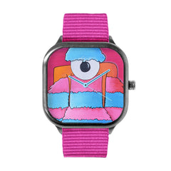 Creatch Candy Cotton Watch