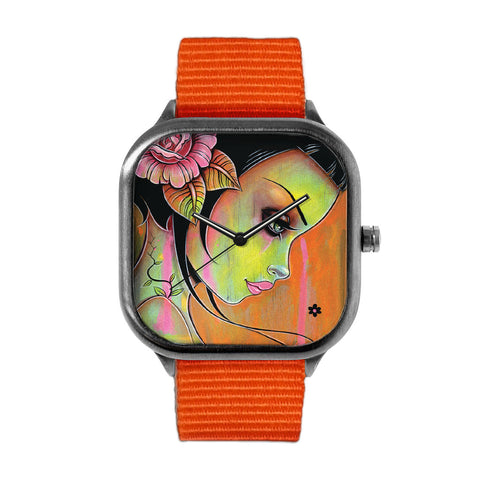 Tangerine Thoughts Watch