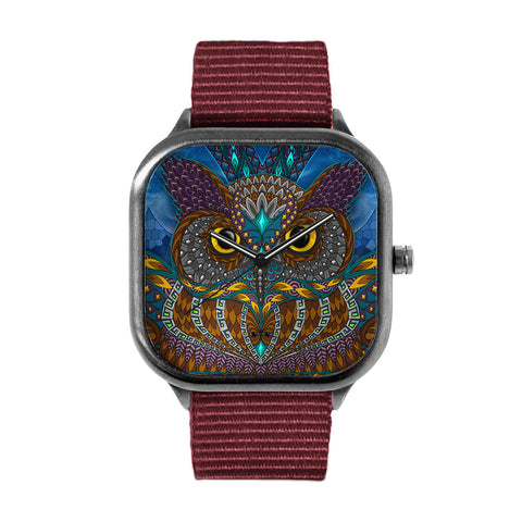 Owl Eyes Watch