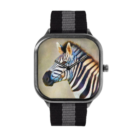 Zebra Watch
