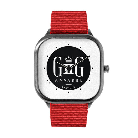 G2G Logo Watch