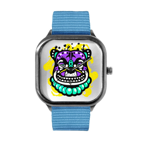 Bear Face Watch