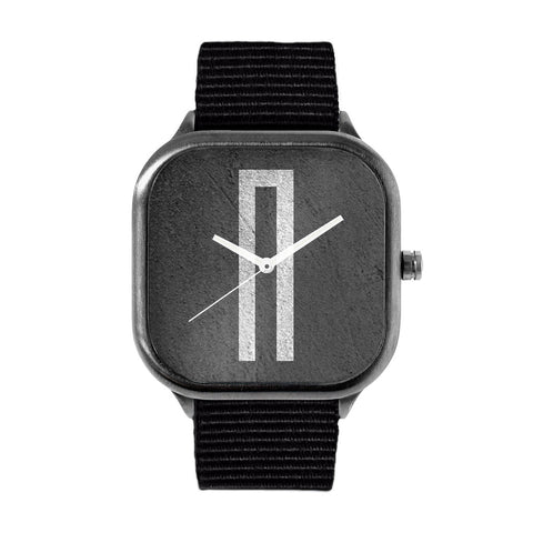 Monolithic Monogram N Watch