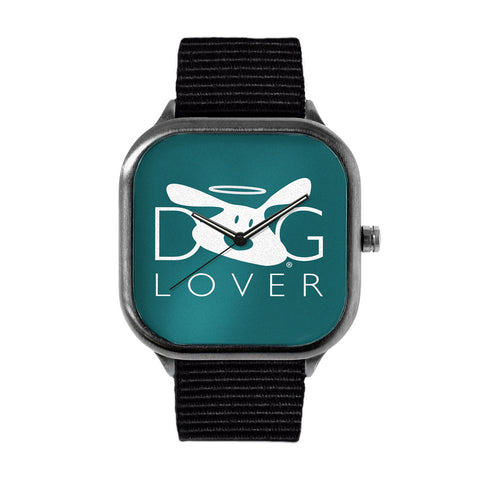 Dog Lover Blue Watch
