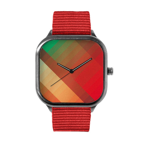 James Passos Red 2 Watch