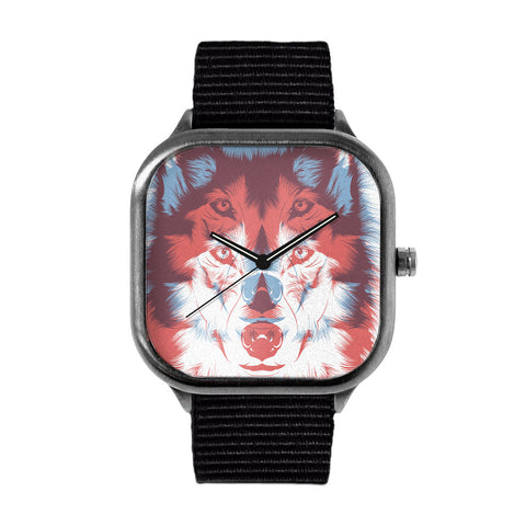 CranioDsgn Wolf 3D Watch