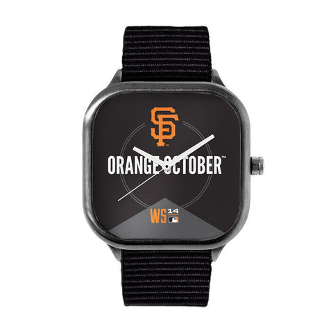 San Francisco Giants Orange October Watch