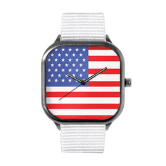 US Flag Watch