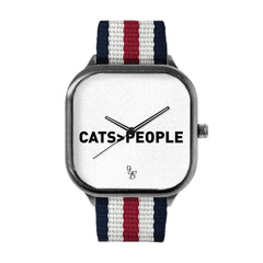 Cats > People Watch