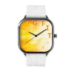 Fiverr Orange Watch