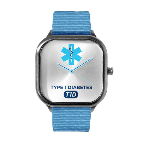 Type 1 Diabetes Alert Watch