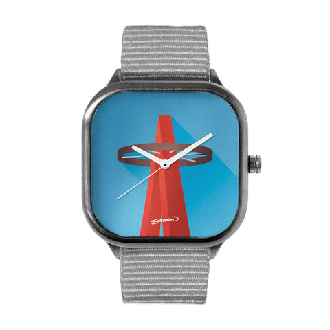 Minimalist Angels Stadium Watch