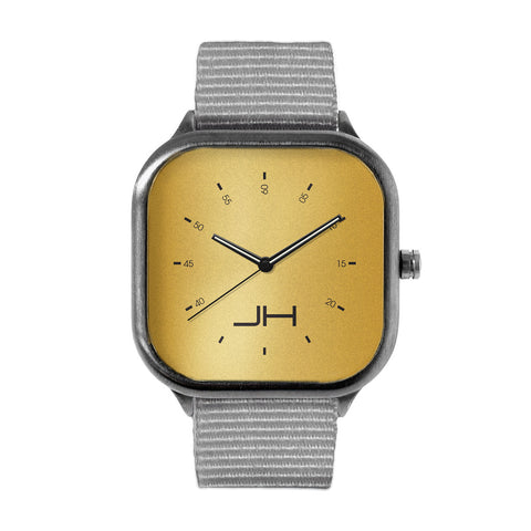 Johnny Hollywood Gold Watch