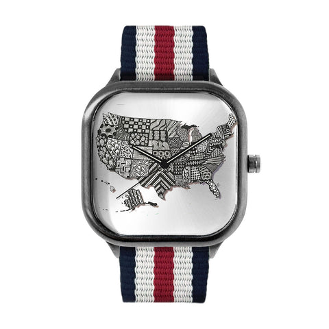 US Map Watch