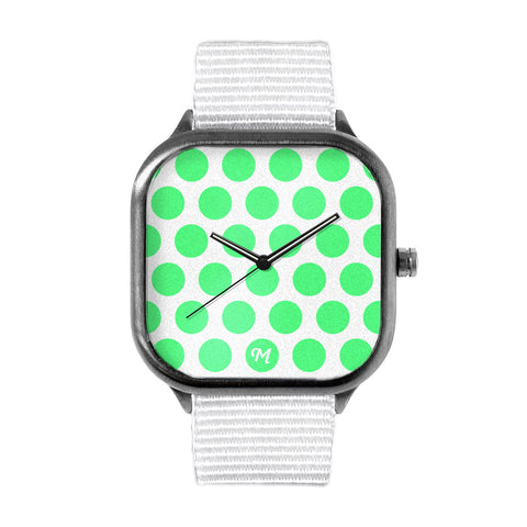 GITD Polka Dot Watch