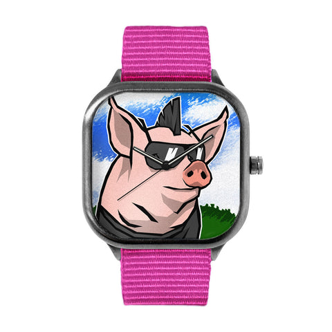 A True Pig Watch