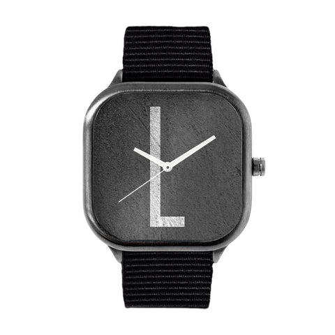 Monolithic Monogram L Watch