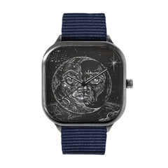 Moon Face Watch