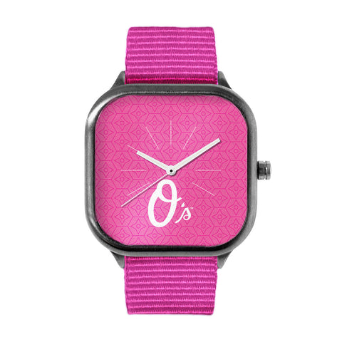 Pink Baltimore Orioles Watch