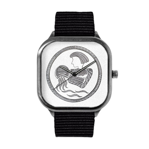 Neeti Goswami Aquarius Watch
