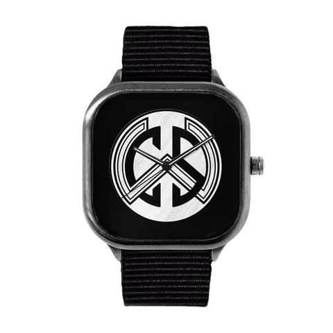 WCS Dark Logo Watch