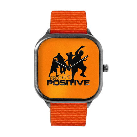 Project Positive What Time Is It Watch
