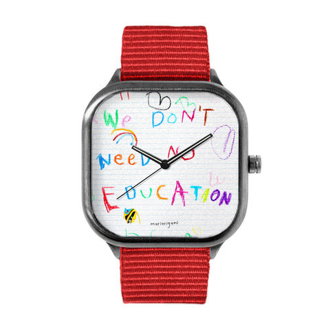 Mariorigami Back to School Watch
