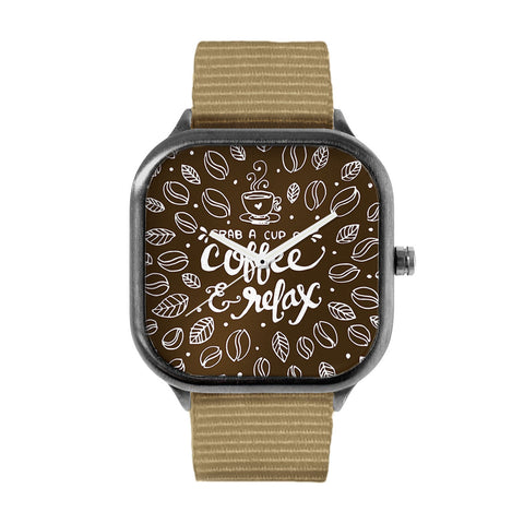 Sarah C Cup of Coffee Watch