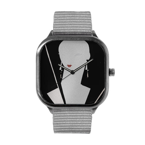 Stencil Vogue Watch