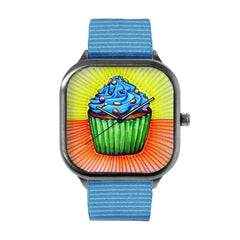Brandon Ortwein Cupcake Watch