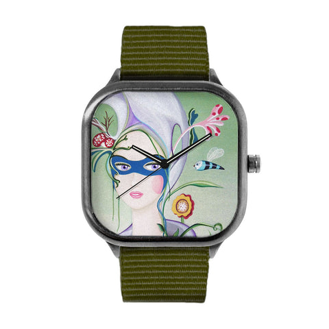 Carolina Seth The Botanist's Daughter Watch