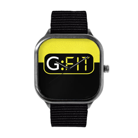 GFit Logo Watch